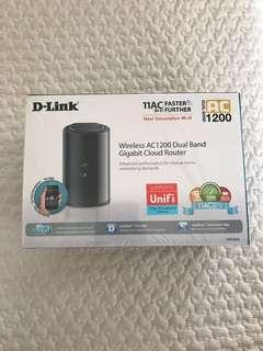 D-Link Wireless Router DIR-850L