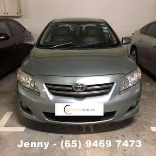 Toyota Altis RENTING OUT THE CHEAPEST VEHICLE FOR Grab/Ryde/Personal USAGE
