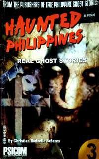 True Philippine Ghost Stories