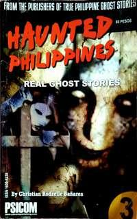 True Philippine Ghost Stories