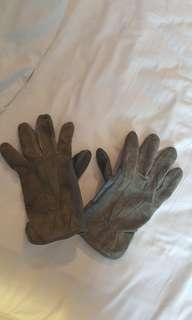 Winter gloves - size L
