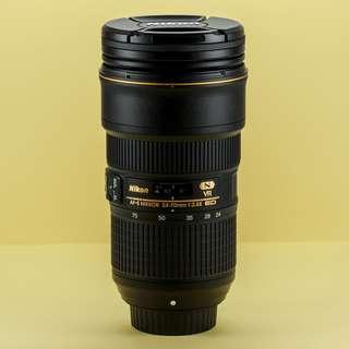 Nikon E 24-70mm  VR F2.8 ED