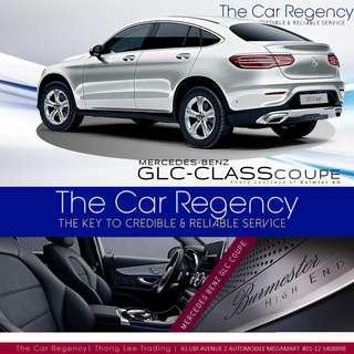 Mercedes-Benz GLC-Class Coupe GLC250 4MATIC (A)