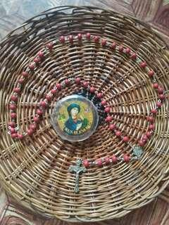 Scented Rosary from Jerusalem