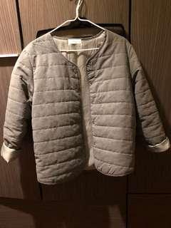 日本夾棉外套