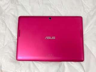 🚚 Asus10.1吋桃紅平板