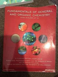 Deakin University S323 Bachelor of Biomedical Science/Science Textbooks