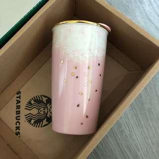 Starbucks 櫻花杯