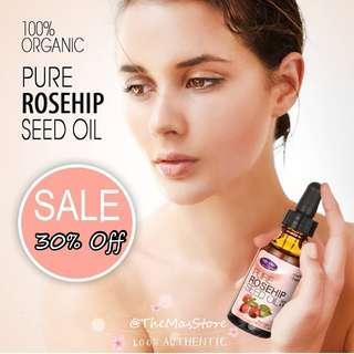 🚚 Life Flo Health Pure Rosehip Seed Oil
