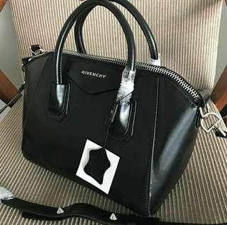 Givenchy Black, Red, Blue