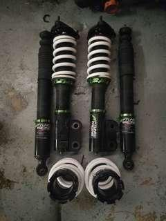 FTUNED RACING SUSPENSION CIVIC FD2