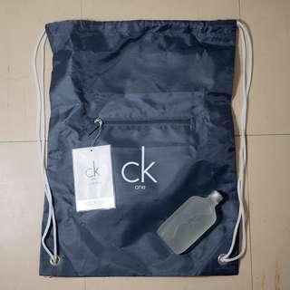 Calvin Klein | CK One 100mL EDT & CK Drawstring Bag - Gift Set