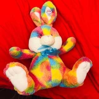 🚚 Candy Rabbit 9.9成新!正原廠京站百貨專櫃購入約一年原價1480元、無嬰兒寵物觸碰、無異味、擺設用途維持乾淨無水洗,可驗貨!