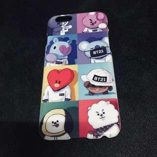 iPhone 6/6s BT21 Case