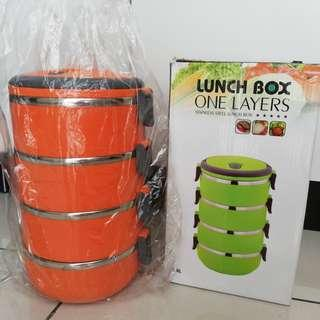 🆕 2.8L Stainless Steel Lunch Box