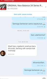 New But Trusted! - Customers Testi 😍
