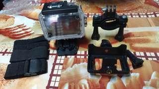 HD1080P Helmet camera