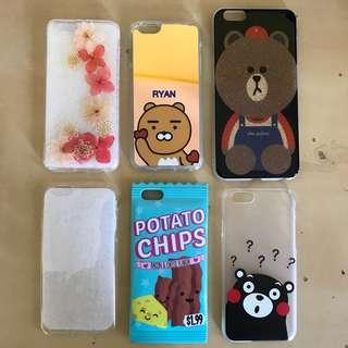 iphone 6/6s & 6 plus phone covers