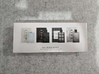 Burberry 香水set 4件裝
