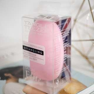 Tangle Teezer | The Original Detangling Hairbrush Pastel Pink Purple