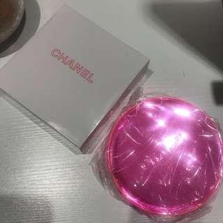 Chanel 果凍矽膠化妝包
