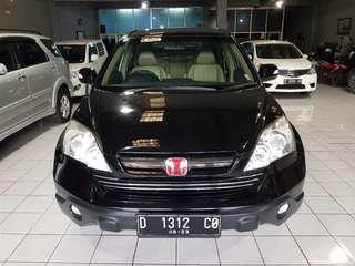 Honda CRV 2.4 matic tahun 2007 hitam