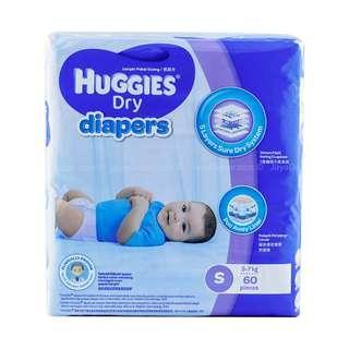 Huggies Dry Pants Brand new size S