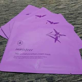 🚚 Innisfree Jeju Orchid Enriched Cream Mask