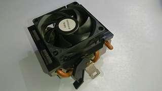 原裝AMD AM2 HEATSINK 連風扇