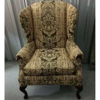 [Da Vinci] Living Room Sofa Chair Seating Seats Branded