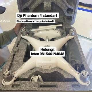 Kredit Drone Dji Phantom 4 Standart murah, tanpa kartu kredit