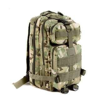 🚚 3P攻擊背包【多地迷彩】迷彩 訓練背包 後背包 雙肩背包 單車 生存 BG00