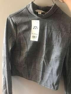 Brand new top with tags