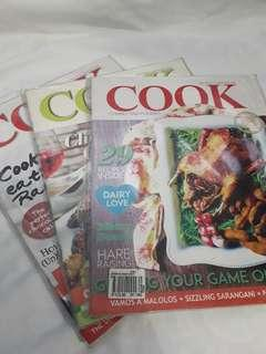 📚3 Cook Magazine for 100 only
