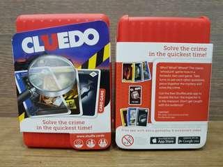 Brand new Cluedo Cards
