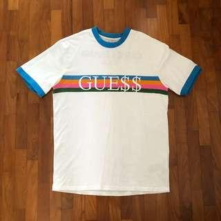 A$AP ROCKY X GUESS RINGER TEE