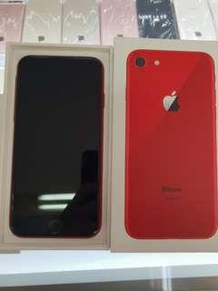 IPhone 8, Red