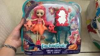 Enchantimals Doll Starling Starfish
