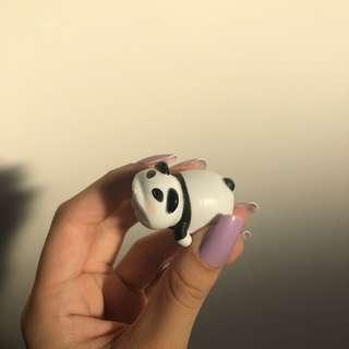 Typo Cable Earphone Panda Accessory