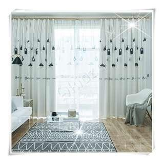 🚚 Curtain - Blackout upto 50% , 130cm by 200cm