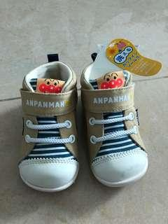 Anpanman高筒鞋