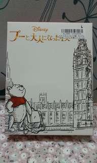 Winnie the Pooh 記事本連筆一支 (日本直送)