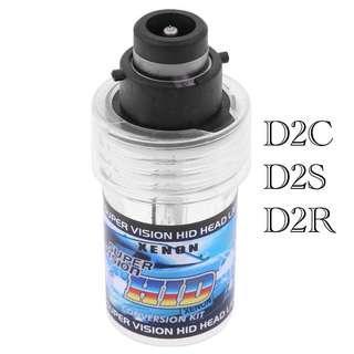 🚚 D2S / D2R / D2C 35W 6000K Hybrid HID BULB