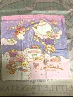 Little Twin Star 毛巾 Size 34 x 34cm