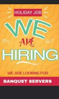 WE ARE HIRING PEOPLE!! COME NOW