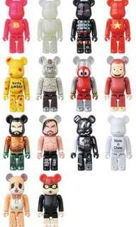 Bearbrick 100% series 37