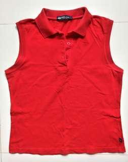 ⚡SALE🔛HANG TEN Polo Sleeveless Shirt