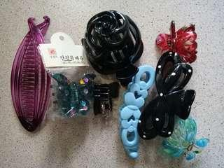 (GOOD DEAL ❗) ASSORTED HAIR ACCESSORIES