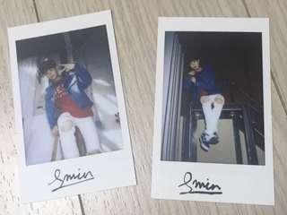[ wtt/wts ] stray kids seungmin op1 special polaroid