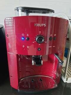 Krups Coffee Espresso Machine EA-8107